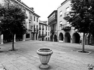 fuente de la plaza de la Encina